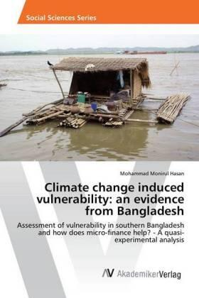 Hasan | Climate change induced vulnerability: an evidence from Bangladesh | Buch | sack.de