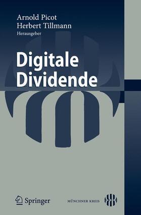 Tillmann | Digitale Dividende | Buch | sack.de
