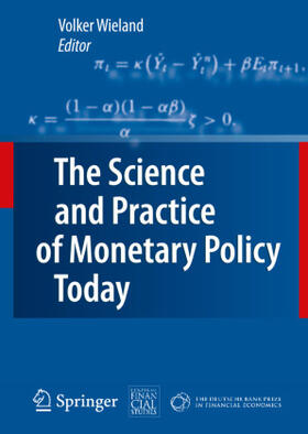 Wieland | The Science and Practice of Monetary Policy Today | Buch | sack.de