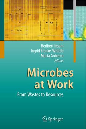 Insam / Franke-Whittle / Goberna | Microbes at Work | Buch | sack.de