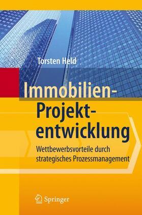 Held | Immobilien-Projektentwicklung | Buch | sack.de