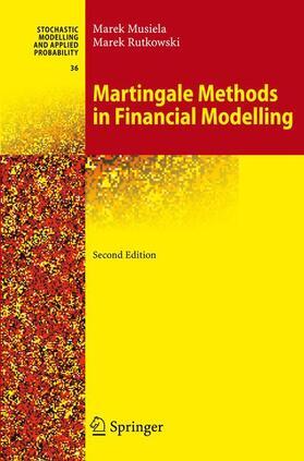 Rutkowski / Musiela | Martingale Methods in Financial Modelling | Buch | sack.de