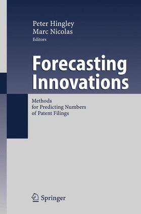 Hingley / Nicolas   Forecasting Innovations   Buch   sack.de