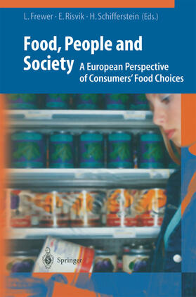 Frewer / Schifferstein / Risvik | Food, People and Society | Buch | sack.de