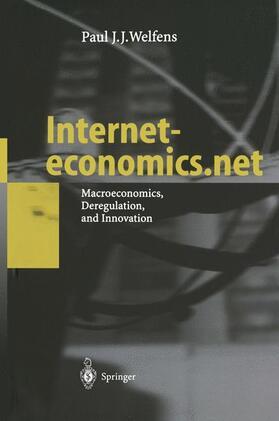 Welfens   Interneteconomics.net   Buch   sack.de