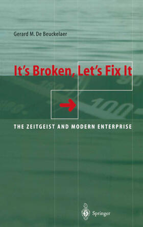 De Beuckelaer | It's Broken, Let's Fix It | Buch | sack.de