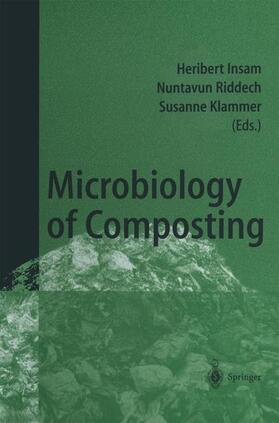 Insam / Klammer / Riddech | Microbiology of Composting | Buch | Sack Fachmedien
