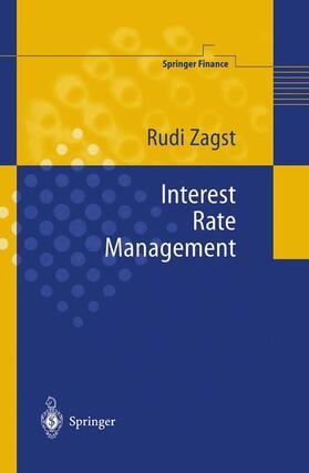 Zagst   Interest-Rate Management   Buch   sack.de