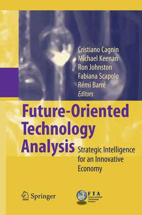 Cagnin / Keenan / Johnston | Future-Oriented Technology Analysis | Buch | sack.de