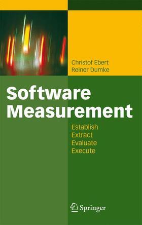 Ebert / Dumke | Software Measurement | Buch