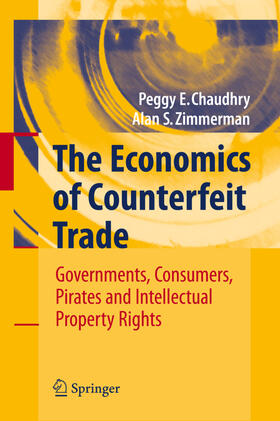 Zimmerman / Chaudhry   The Economics of Counterfeit Trade   Buch   sack.de