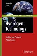 Léon    Hydrogen Technology   Buch    Sack Fachmedien