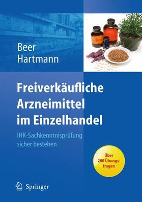 Beer / Hartmann | Freiverkäufliche Arzneimittel im Einzelhandel | Buch | sack.de