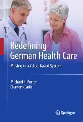 Guth / Porter   Redefining German Health Care   Buch   sack.de