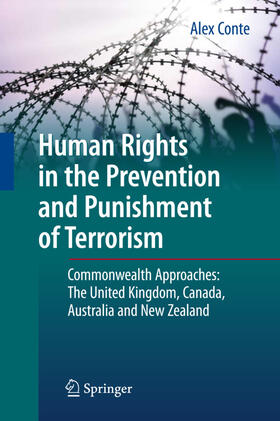 Conte   Human Rights in the Prevention and Punishment of Terrorism   Buch   sack.de