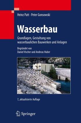 Patt / Gonsowski / Huber   Wasserbau   Buch   sack.de