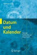 Görke    Datum und Kalender   Buch    Sack Fachmedien
