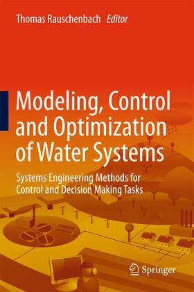 Rauschenbach | Modeling, Control and Optimization of Water Systems | Buch | sack.de