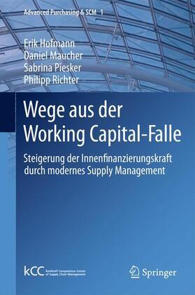 Hofmann / Maucher / Piesker   Wege aus der Working Capital-Falle   Buch   sack.de