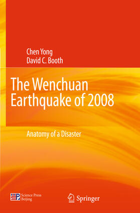 Chen / Booth | The Wenchuan Earthquake of 2008 | Buch | Sack Fachmedien