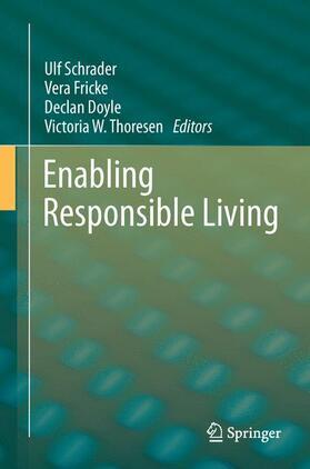 Schrader / Fricke / Doyle | Enabling Responsible Living | Buch | sack.de