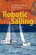 Schlaefer / Blaurock    Robotic Sailing   Buch    Sack Fachmedien