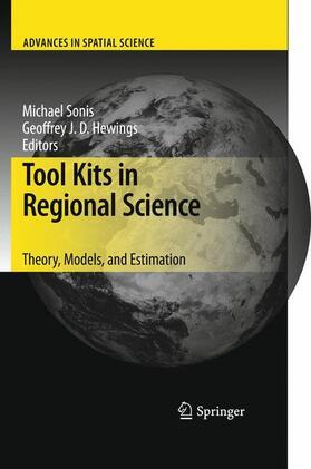 Sonis / Hewings   Tool Kits in Regional Science   Buch   sack.de