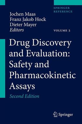 Vogel / Maas / Hock | Drug Discovery and Evaluation: Safety and Pharmacokinetic Assays, m. 1 Buch, m. 1 E-Book, 2 Teile | Buch | sack.de