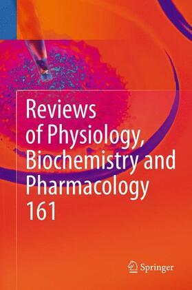 Amara / Bamberg / Fleischmann | Reviews of Physiology, Biochemistry and Pharmacology 161 | Buch | sack.de