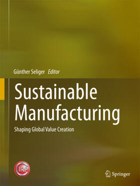 Seliger   Sustainable Manufacturing   Buch   sack.de