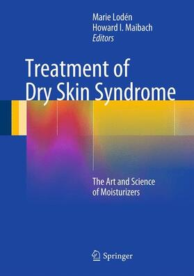 Lodén / Maibach   Treatment of Dry Skin Syndrome   Buch   sack.de