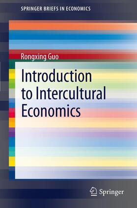 Guo | Introduction to Intercultural Economics | Buch | sack.de