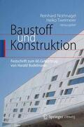 Nothnagel / Twelmeier    Baustoff und Konstruktion   Buch    Sack Fachmedien
