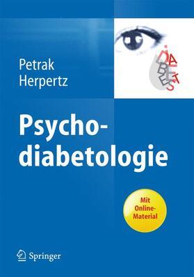 Petrak / Herpertz | Psychodiabetologie | Buch | sack.de