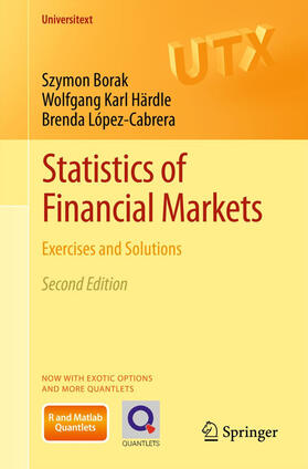 Borak / López-Cabrera / Härdle | Statistics of Financial Markets | Buch | sack.de
