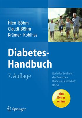 Hien / Böhm / Claudi-Böhm | Diabetes-Handbuch | Buch | sack.de