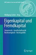 Schön    Eigenkapital und Fremdkapital   Buch    Sack Fachmedien