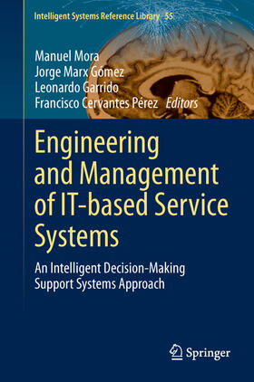 Garrido / Marx Gómez / Mora | Engineering and Management of IT-based Service Systems | Buch | sack.de