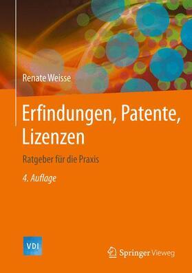 Weisse   Erfindungen, Patente, Lizenzen   Buch   sack.de