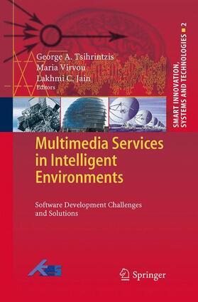 Tsihrintzis / Virvou | Multimedia Services in Intelligent Environments | Buch | sack.de