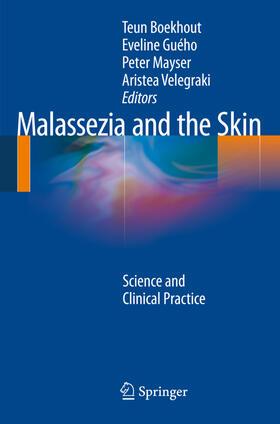 Boekhout / Guého-Kellermann / Mayser | Malassezia and the Skin | Buch | sack.de