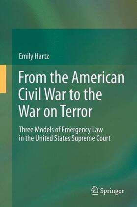Hartz   From the American Civil War to the War on Terror   Buch   sack.de