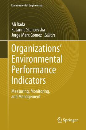 Dada / Stanoevska / Gómez   Organizations' Environmental Performance Indicators   Buch   sack.de