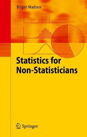 Madsen   Statistics for Non-Statisticians   Buch   sack.de