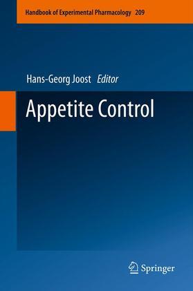 Joost | Appetite Control | Buch | sack.de
