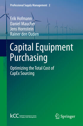 Hofmann / Maucher / Hornstein | Capital Equipment Purchasing | Buch | sack.de