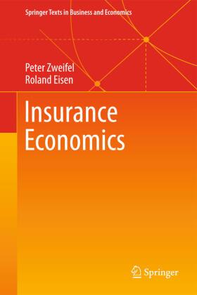 Eisen / Zweifel   Insurance Economics   Buch   sack.de