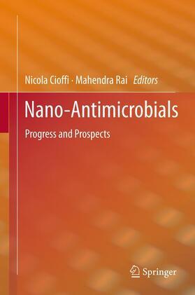 Cioffi / Rai | Nano-Antimicrobials | Buch | sack.de