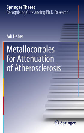 Haber | Metallocorroles for Attenuation of Atherosclerosis | Buch | sack.de