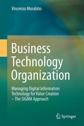 Morabito   Business Technology Organization   Buch   sack.de